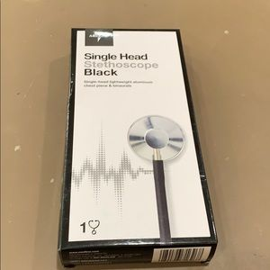 Other - Single Head Stethoscope,Brand New!